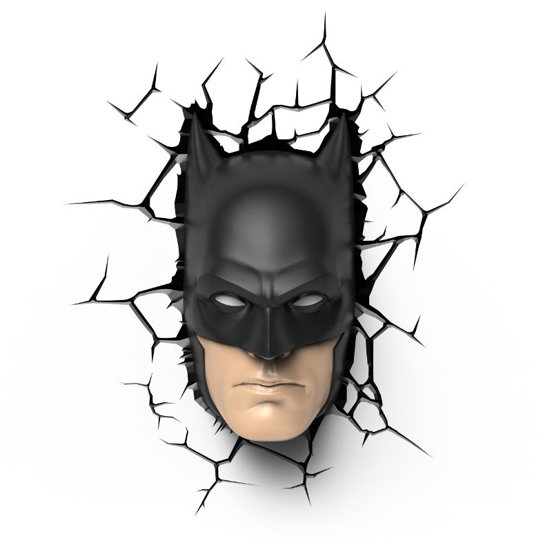 3D lampa - Batman