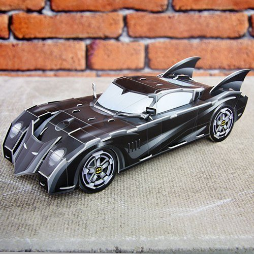 Batman – Batmobile 3D-pussel