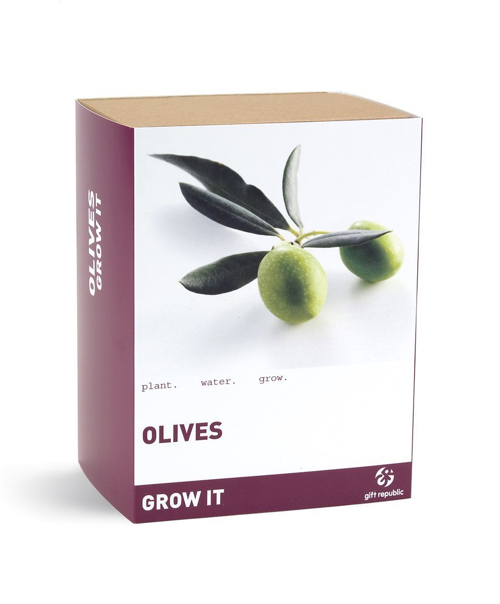 Grow Oliven