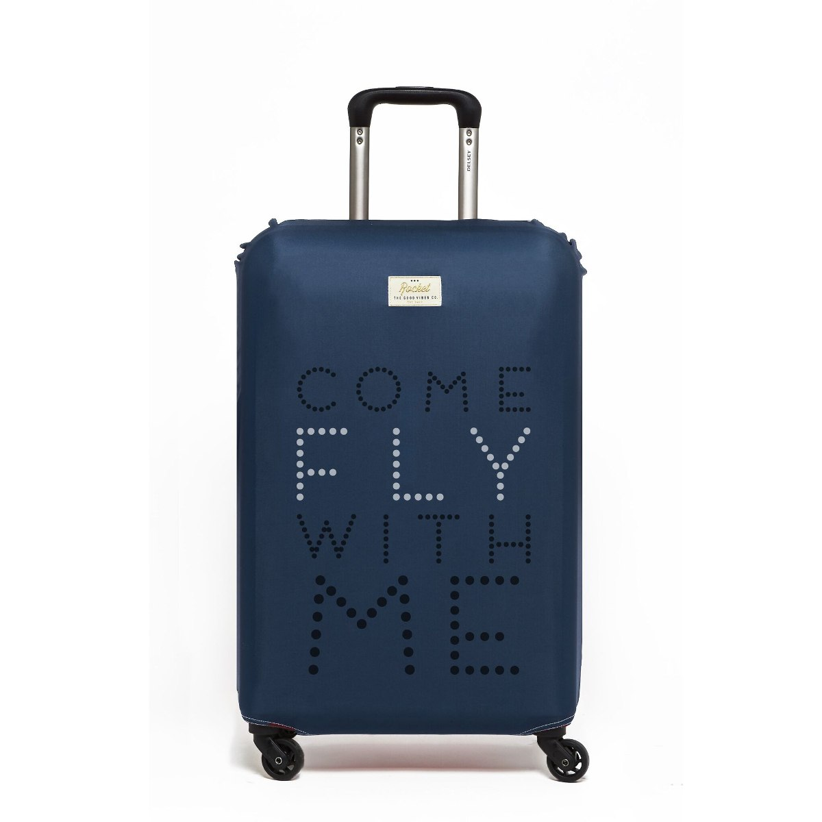 Luggage Cover Come fly with me