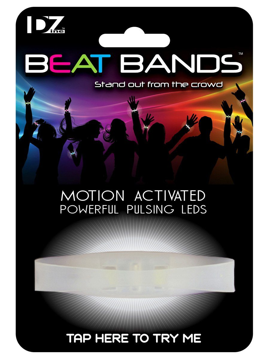 Musikbeat LED armband