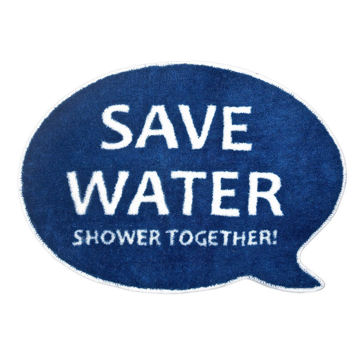 Duschmatta: Save Water, Shower Together!