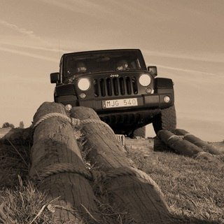 Great offroad adventure - Hill