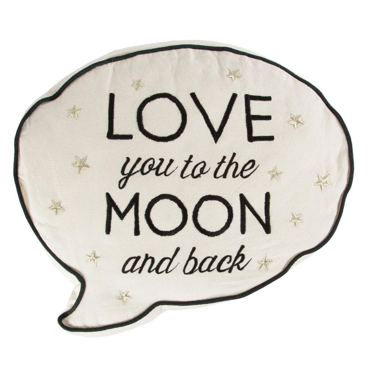 Kudde - Love you to the moon and back  bcd1ae93da06a