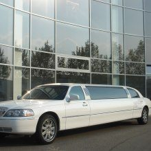 Imperial Taxi & Limousine, 6 personer - Malmö