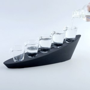 Domino Shotglas set