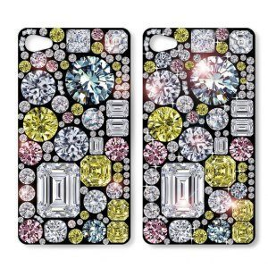 """iPhone-fodral """"bling"""""""