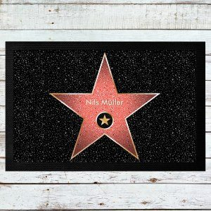 STAR OF FAME - DÖRRMATTA