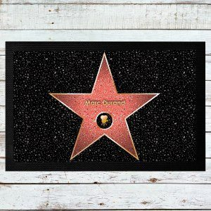 Star of Fame – dörrmatta