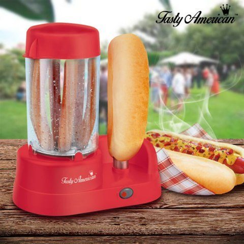 Hot dog-maker