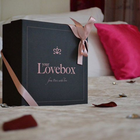 """Lovebox – """"From Paris with Love"""""""