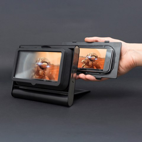 Magni-Viewer travel friendly phone magnifier - Mood