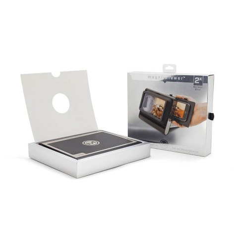Magni-Viewer travel friendly phone magnifier